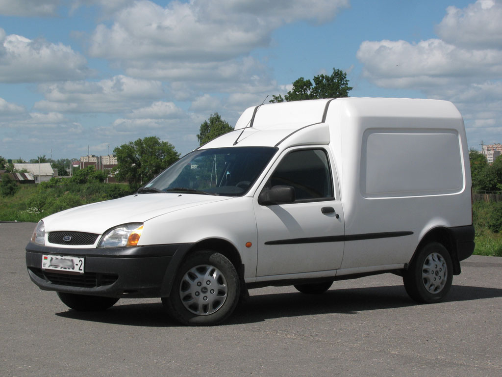 Ford-Courier, 2000 г.в, 1.8TDI, 5-МКПП