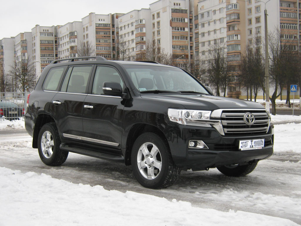 Toyota-Land Cruiser 200, 2016 г.в, 4.5TD, АКПП