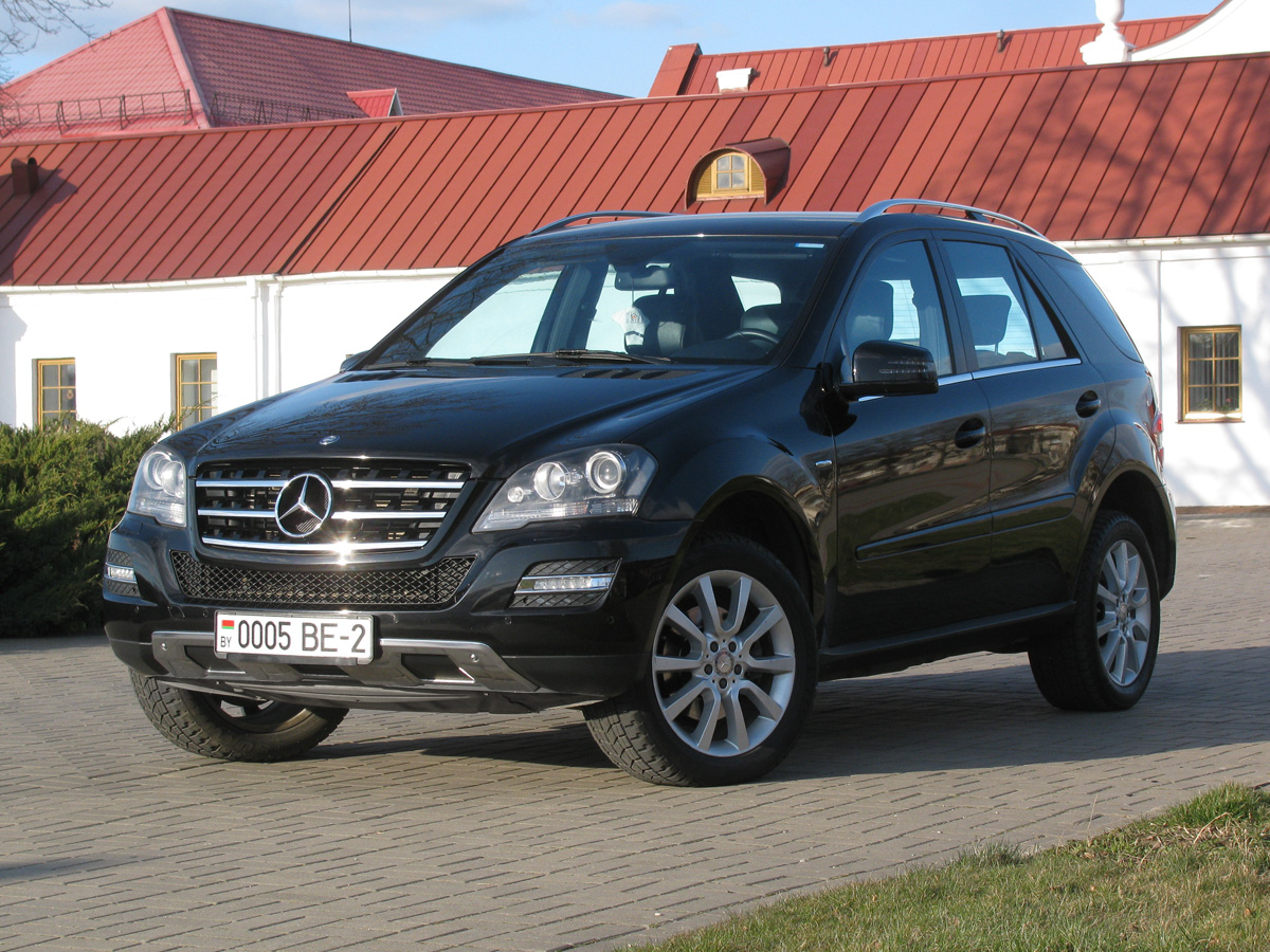 Mercedes-Benz ML ML350CDI Grand Edition, 2011 г.в, 3.0CDI, АКПП