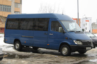 Mercedes-Benz Sprinter 316CDI Maxi, 2004 г.в, 2.7CDI, 5-МКПП