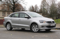 Volkswagen-Polo Sedan Highline Comfort, 2017 г.в, 1.6Б, 5-МКПП