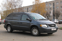Chrysler Town & Country, 2002 г.в, 3.3Б, АКПП