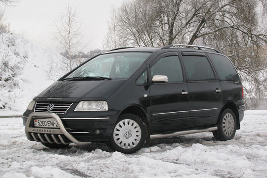 Volkswagen-Sharan Family, 2001 г.в, 1.9TDI, 6-МК
