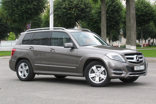 Mercedes-Benz GLK X204 4MATIC, 2012 г.в, 2.2CDI, АКПП