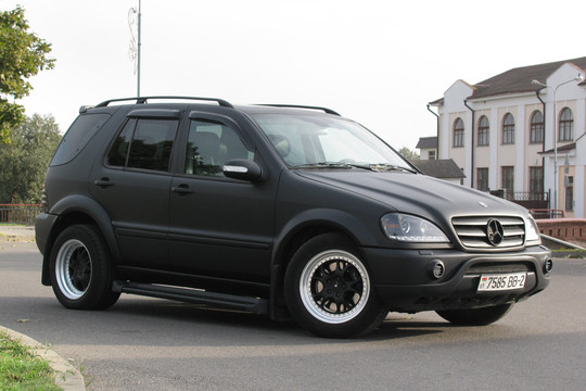 Mercedes-Benz ML55 AMG/W163, 2002 г.в, 5.5Б, АКПП