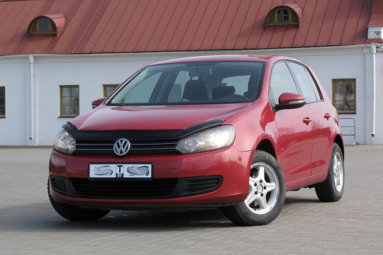 Volkswagen-Golf 6, 2010 г.в, 1.6Б, 5-МКПП